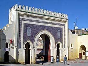 Marokko Rundreise Königsstädte Medina Fes Bab Fes