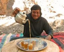 Bei den Berbern im verborgenen Palmental