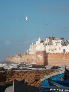 Marokko Rundreise - die Medina von Essaouira
