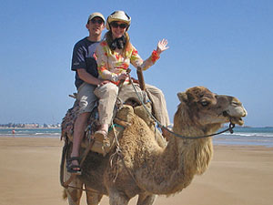 Marokko Essaouira Kamel-Ausritt