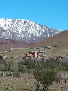 dorf-atlasgebirge-berge-marokko-highlights