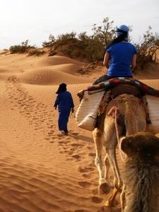 Sicherheit in der Wüste