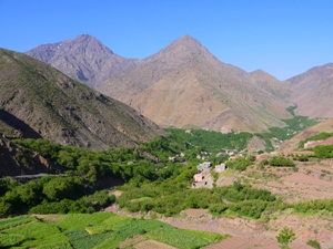 Imlil-Atlasgebirge Marokko