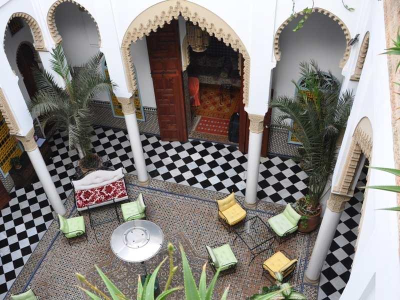 Unterkunft in Rabat bei Marokko Rundreise Königsstädte