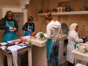 Kochen mit Einheimischen