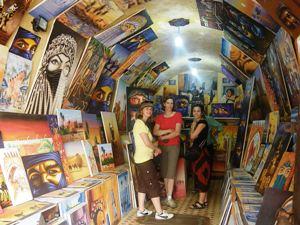 Kunstgalerie in Essaouira