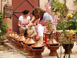 Marrakesch Reise mit Kochkurs