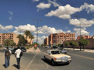 Marokko Königsstädte Rundreise Marrakesch