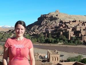 Miriam Brauch - Marokko Reisespezialistin