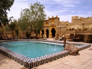 Merzouga Marokko Hotel
