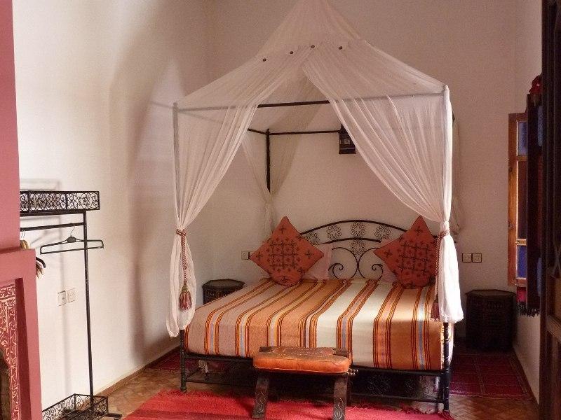 Riad in Meknes bei Marokko Rundreise Königsstädte