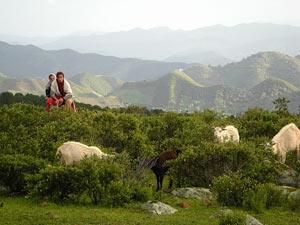 Marokko Chefchaouen Rifgebirge