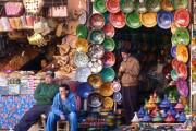 Von Marrakesch zur Wüste