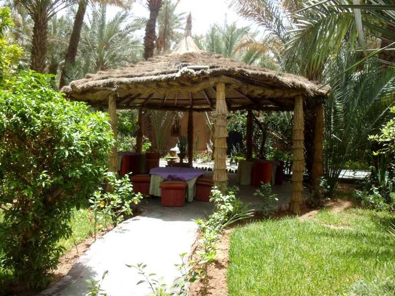 Marokko Rundreise - Unterkunft in Zagora