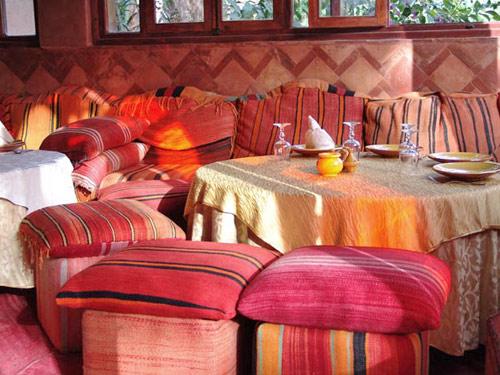 Eine Woche Marokko - Unterkunft Zagora