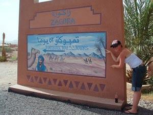 1 Woche Marokko Zagora Timbuktu