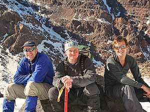 trekking-marokko-pause