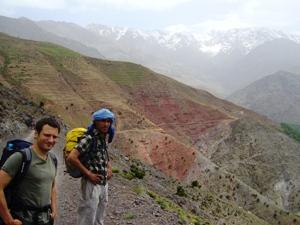trekking-berge