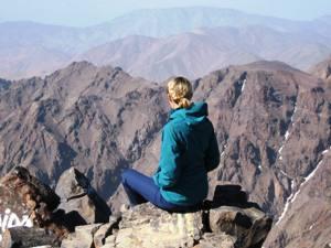 Zum Gipfel von Toubkal
