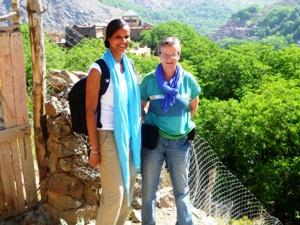 Wandern bei Marokko Rundreisen