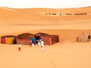 mietwagenrundreise-marokko-wüstencamp