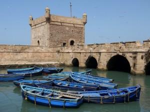 marokko-essaouira-blaue-boote