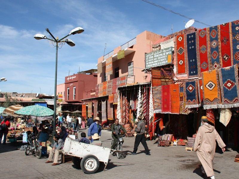 Warum nach Marokko reisen? Souks in den Städten