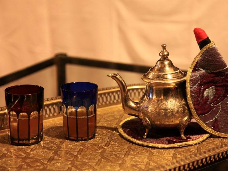 marokko-tee