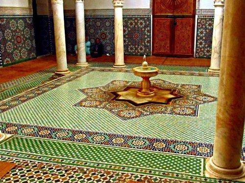 Die Riads Marokkos
