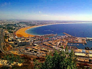 Marokko Strand Agadir Rundreise