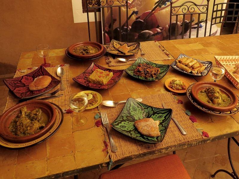 mittagessen-kochkurs-marrakesch