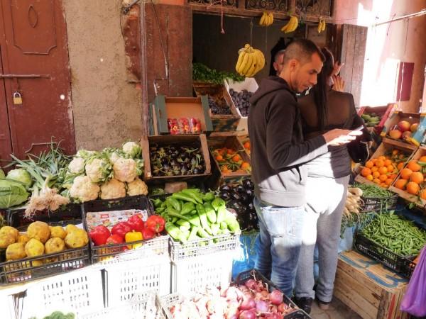 gemuesehaendler-marrakesch