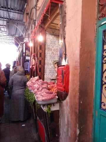 strasse-metzgereien-marrakesch