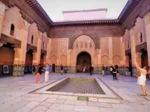 Medina Marrakesch Marokko