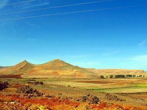 Marokko Karte Landschaften Reiseplanung