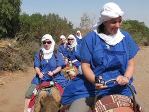 Gruppenreise nach Marrakesch