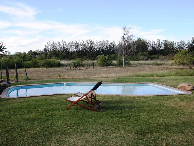 Pool Upgrade Addo Hotel