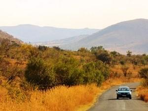 Mietwagen in Pilanesberg