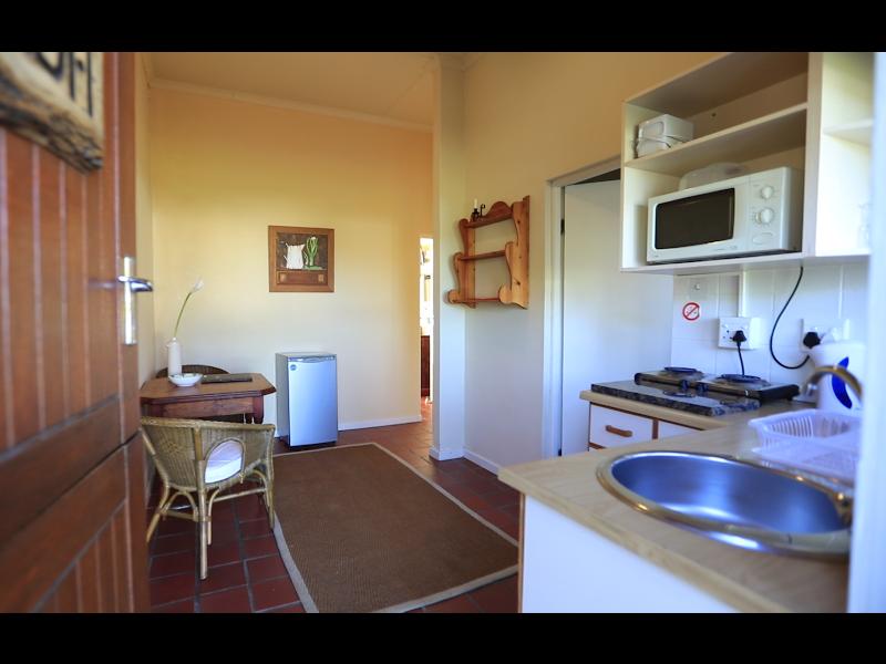 Küche auf der Farm