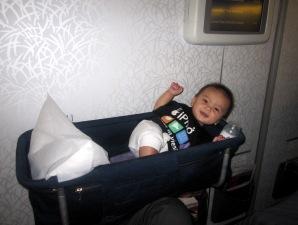 Baby in Babycott