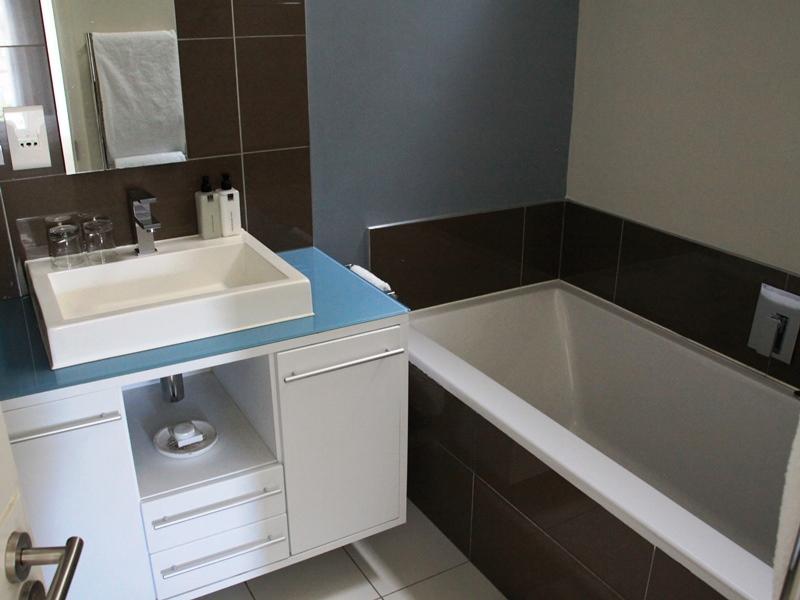 Badezimmer Upgrade Hotel Hermanus