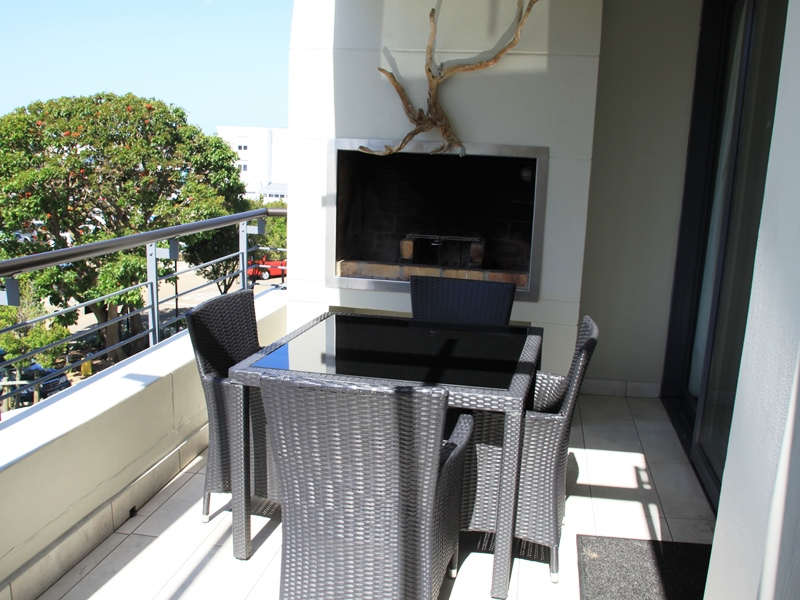 Hermanus Hotel Upgrade Balkon
