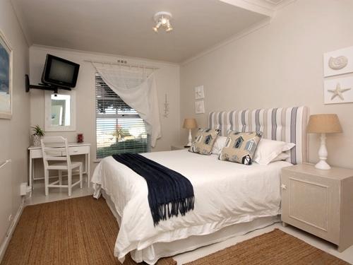 Schlafzimmer in der Unterkunft in Hermanus