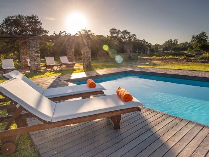 Pool Upgrade Hotel Hoedspruit