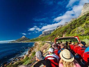 Küstenstraße bei Kapstadt mit Kindern erleben