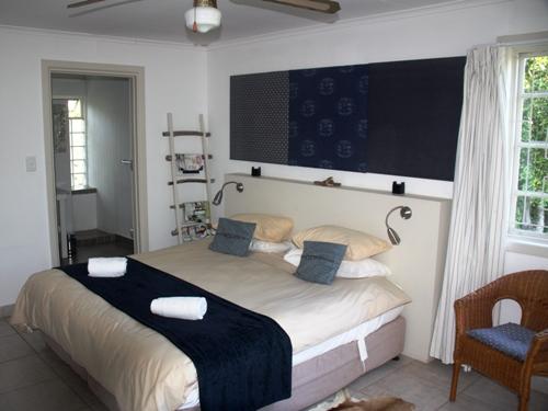 Zimmer einer Unterkunft in Knysna