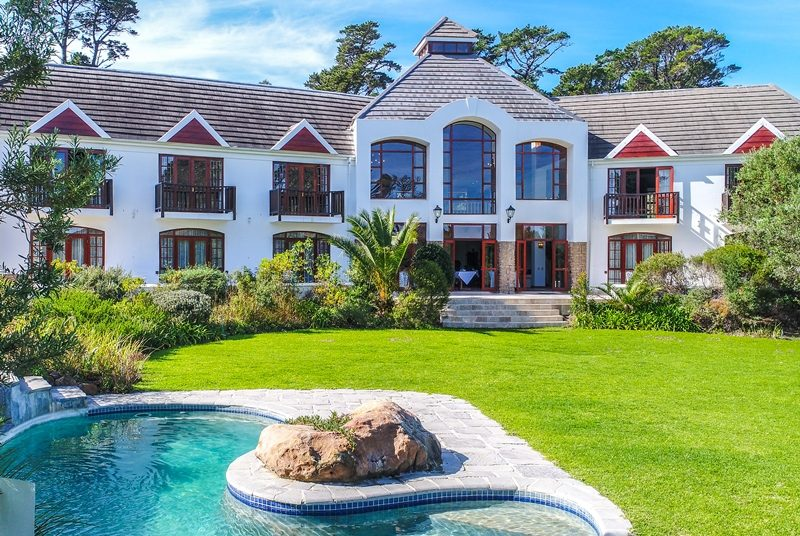 Pool Hotel Hout Bay