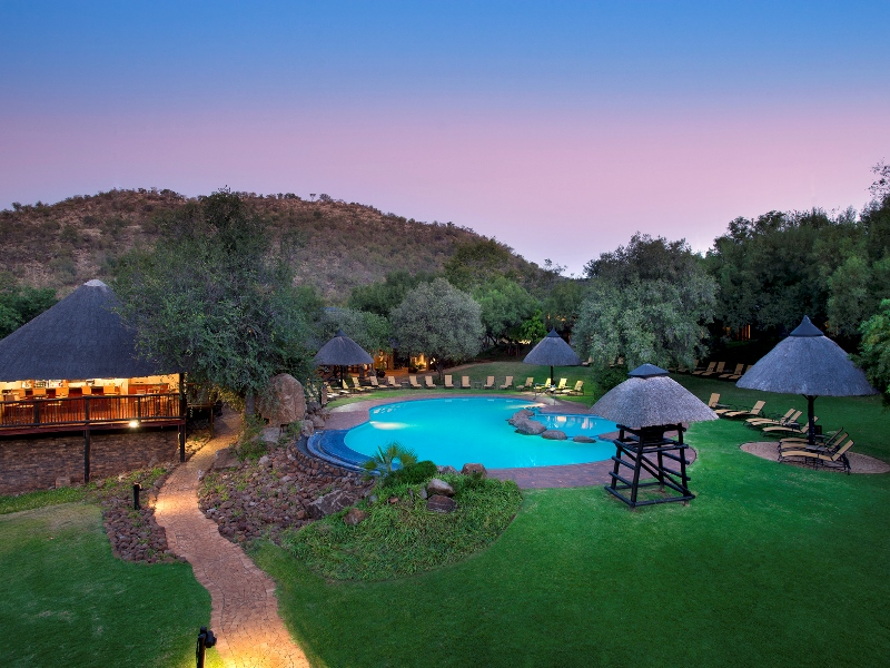 Pool Special Stay Pilanesberg