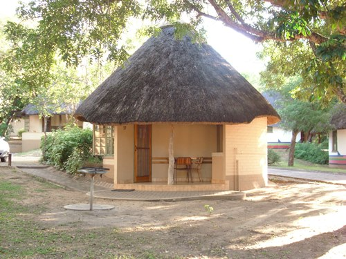 Rondavel Krüger Nationalpark