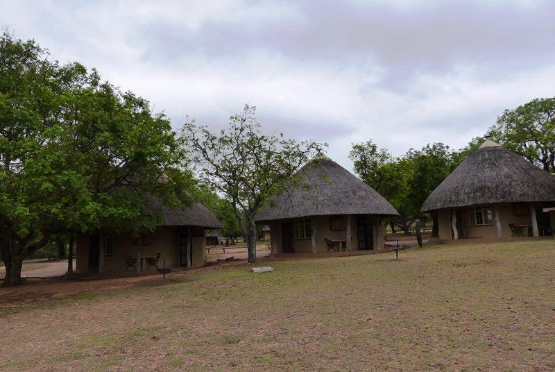 Rondavel Krüger Camp